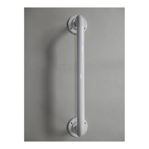 Barwood 600mm X 32mm Grab Rail For Bathrooms In White - Model 2432