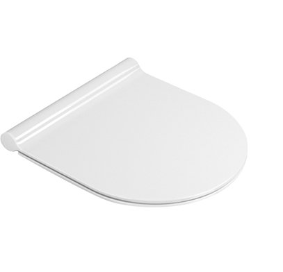 Duravit (006420) Duraplus Toilet Seat And Cover In White