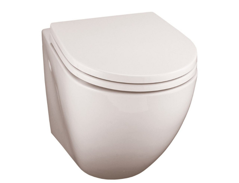 Ideal Standard Toilet : Ideal standard e toilet seat cover for wall hung wc
